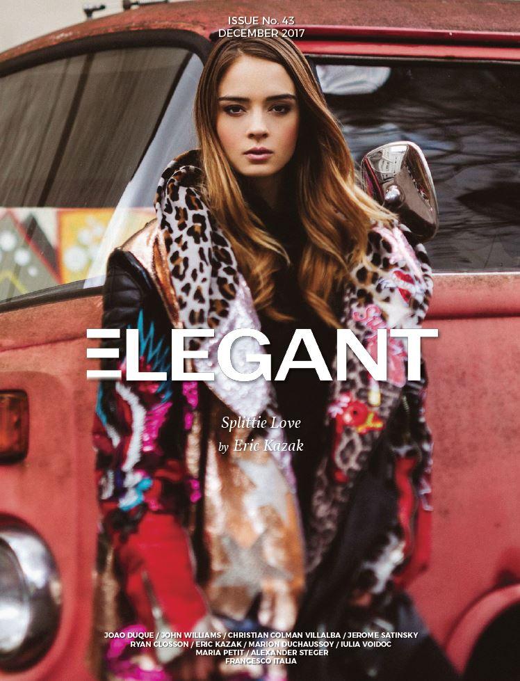 Elegant Cover Greta