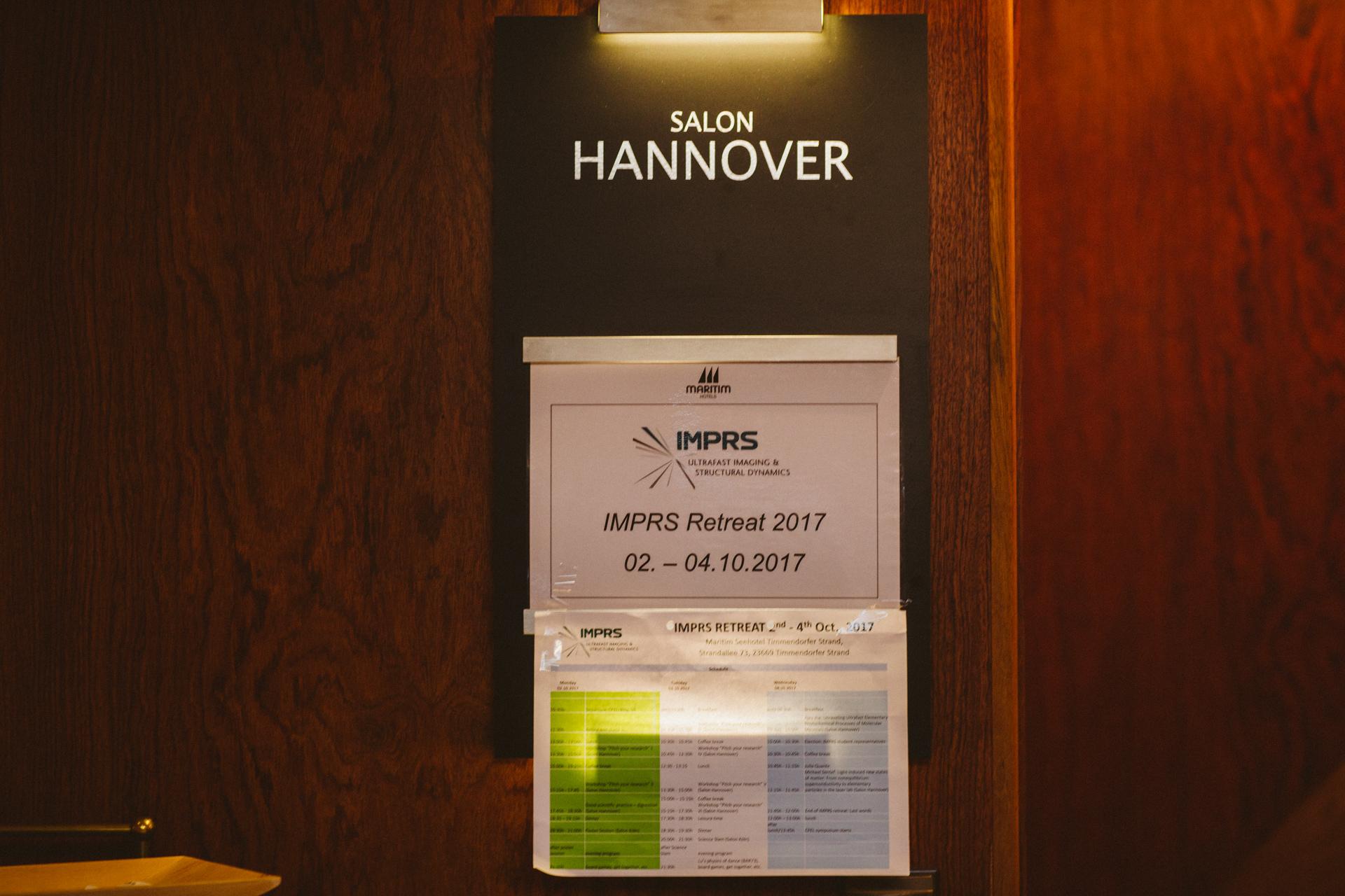 IMPRS Seminar 2017