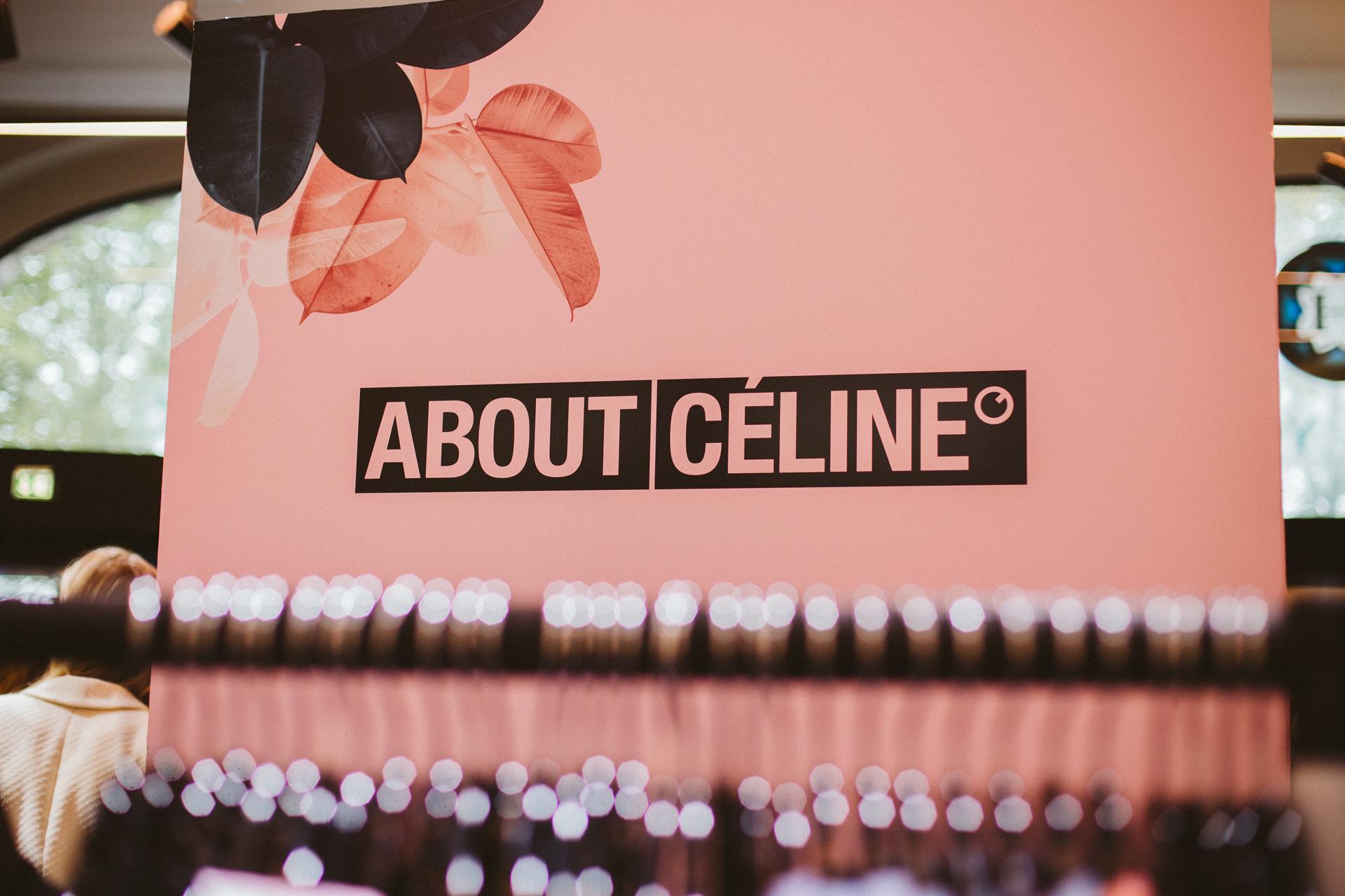 About Celine