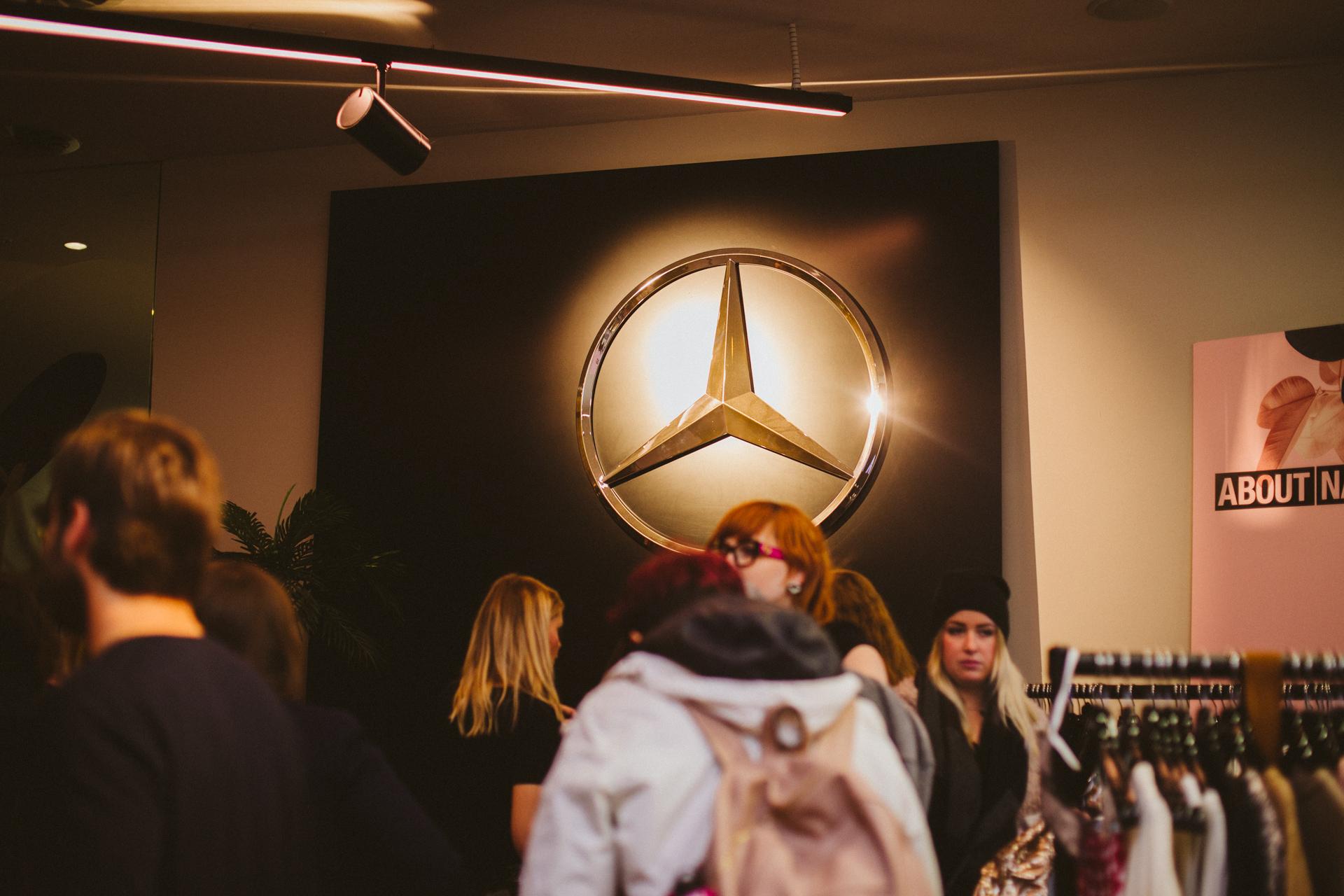 Mercedes Hamburg