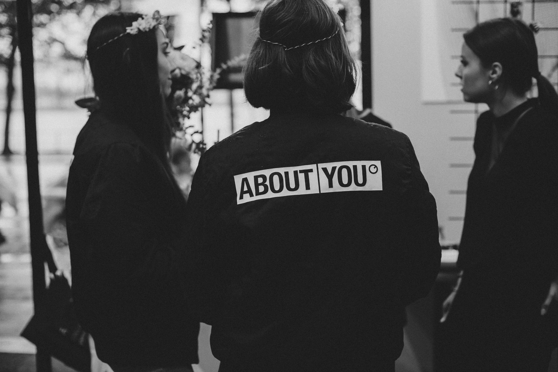 About You Jacke