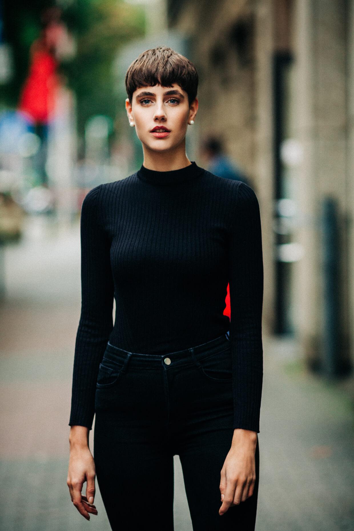 Justine GNTM Model