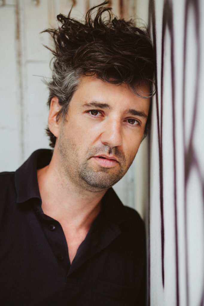 Schauspieler Simon Keel
